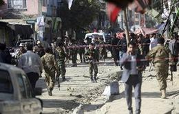 Đánh bom liều chết tại Afghanistan