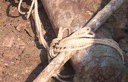 Quảng Trị phát hiện quả bom nặng 240kg