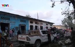 Đánh bom đẫm máu ở Somalia, ít nhất 18 người thiệt mạng