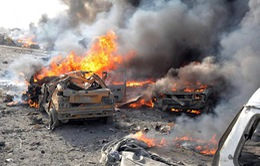 Syria: Đánh bom liều chết ở Damascus, ít nhất 7 người thiệt mạng