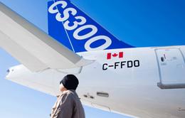 Mỹ áp thuế chống phá giá 220% với dòng máy bay của Canada