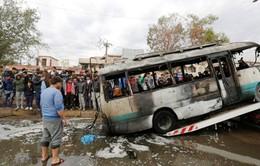 Đánh bom xe đẫm máu tại Iraq