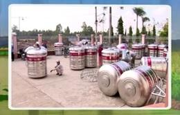 Hỗ trợ 1.500 bồn chứa nước cho người nghèo ở ĐBSCL