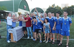 Giải bóng đá của cộng đồng người Việt tại thành phố Kiev