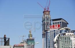 Trung Quốc tăng cường hạn chế bong bóng bất động sản trong năm 2017