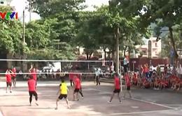Giải vô địch bóng chuyền tỉnh Hà Giang 2017