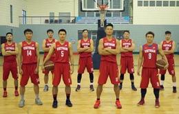 Đội hình đội tuyển bóng rổ Việt Nam tự tin chinh phục SEA Games 29
