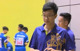 VĐV Vũ Quang Hiền - đam mê vượt qua thử thách
