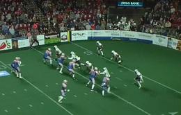 Trận bóng bầu dục lấy khán giả làm nhân tố chính