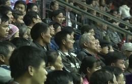 Niềm đam mê bóng chuyền của người dân Thái Bình