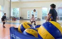 ĐT bóng chuyền nữ Việt Nam tự tin trước trận gặp đội Suwon