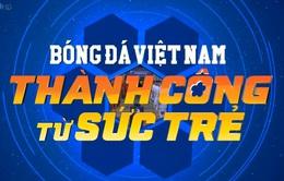 Chương trình Tết dương lịch 2017: Bóng đá Việt Nam - Thành công từ sức trẻ
