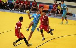 10 đội tham dự giải vô địch Bóng ném nam, nữ toàn quốc năm 2017