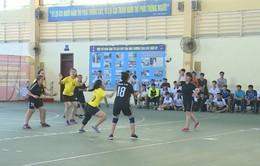Sức hút của môn bóng ném đối với sinh viên Hà Nội