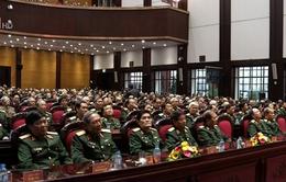Bộ Quốc phòng gặp mặt cán bộ cao cấp Quân đội nghỉ hưu