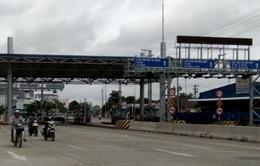 Đề xuất giảm phí ở các trạm BOT trên QL91
