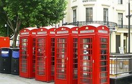 Sức sống mới của những bốt điện thoại đỏ tại Anh