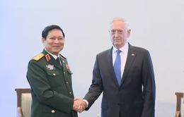 Tăng cường hợp tác quốc phòng giữa Việt Nam và các nước