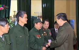 Bộ trưởng Tô Lâm thăm và chúc Tết thương bệnh binh tại Hà Nam