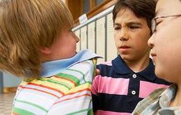 Bị bắt nạt có thể ảnh hưởng đến khả năng học tập của trẻ