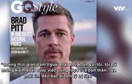 Brad Pitt lần đầu chia sẻ về hôn nhân tan vỡ với Angelina Jolie