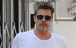 Brad Pitt xuất hiện lần đầu tiên sau cuộc phỏng vấn gây chấn động