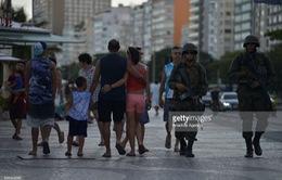 Brazil triển khai 9.000 binh sỹ tăng cường an ninh cho lễ hội Carnival