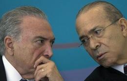 Brazil điều tra 9 Bộ trưởng và 71 nghị sĩ nghi tham nhũng