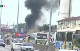 Brazil đối phó bạo loạn từ các băng đảng