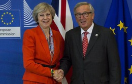 Anh - EU chính thức đạt được thỏa thuận Brexit