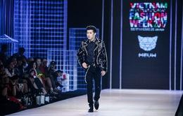Khai mạc Tuần lễ thời trang quốc tế Việt Nam Xuân - Hè 2017: Noo Phước Thịnh tự tin sải bước catwalk