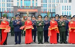 Khánh thành trụ sở Bộ Tư lệnh Cảnh sát biển