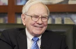Warren Buffett trở thành cổ đông lớn nhất của 2 ngân hàng lớn nhất thế giới