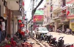 TP. HCM: Phố Tây Bùi Viện đang lột xác thành phố đi bộ