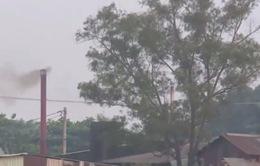 TP. HCM: Hàng trăm hộ dân quận 12 sống chung với ô nhiễm khí thải