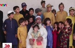 1 người cha có 36 đứa con - Ví dụ tiêu biểu về bùng nổ dân số tại Pakistan