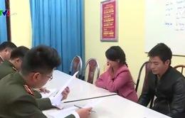 Giải cứu nạn nhân bị lừa bán sang Trung Quốc