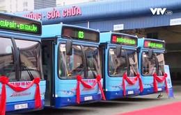Hà Nội thử nghiệm xe bus sàn thấp