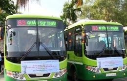 Thăm các di tích lịch sử bằng xe bus miễn phí