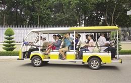 TP.HCM triển khai 2 tuyến xe bus chạy điện