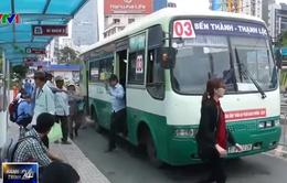 TP.HCM đầu tư xe bus chạy diesel
