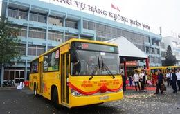 Khai trương tuyến xe bus thứ 5 vào Tân Sơn Nhất