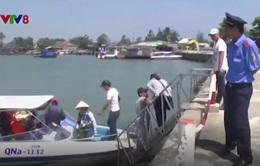 Siết chặt kinh doanh du lịch tuyến Cửa Đại - Cù Lao Chàm