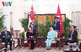 Tổng thống Singapore chúc mừng Việt Nam tổ chức thành công Hội nghị Cấp cao APEC