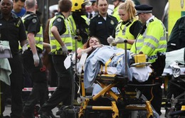 Nổ súng ngoài tòa nhà Quốc hội Anh: Ít nhất 1 người chết, Thủ tướng an toàn