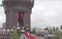 Campuchia tổ chức trọng thể lễ kỷ niệm 64 năm ngày giành độc lập
