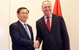 Việt Nam - Australia tăng cường hợp tác về kinh tế