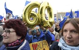 Liên minh châu Âu và những thách thức ở tuổi 60