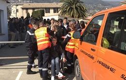 Sau vụ xả súng trường học, Pháp phát lệnh báo động