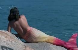 """""""Chàng tiên cá"""" thú vị tại Brazil"""
